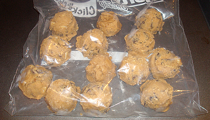 baking parchment bags anytime fresh baked cookies gina tepper