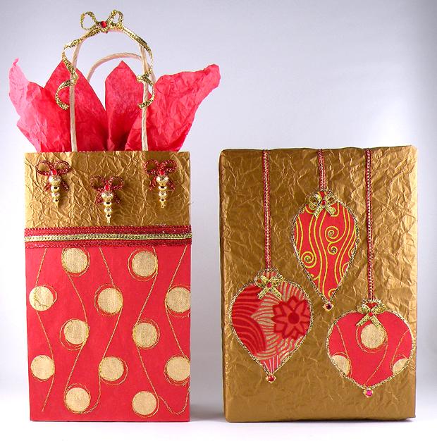 ảnh gói quà,giáng sinh,tiết kiệm