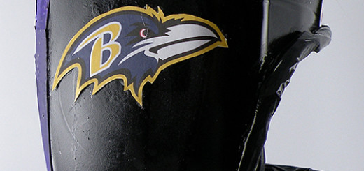 Ravens-helmet