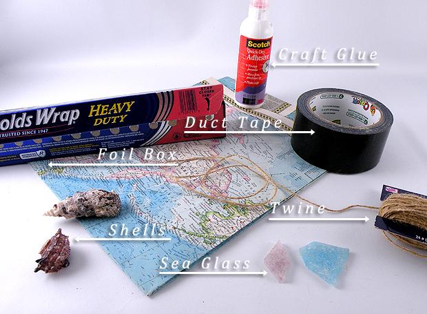Map-Box-Materials