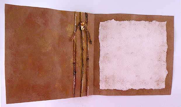 Brown Paper Bag Mother's Day Card