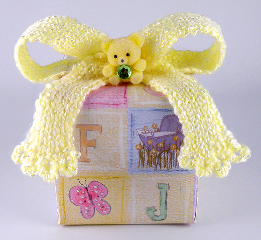 Baby Shower Gift Wrapping