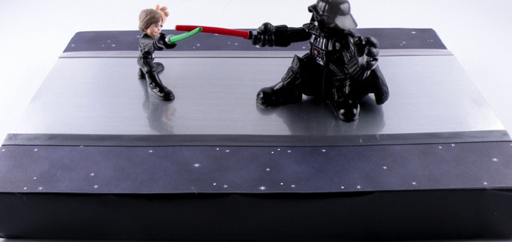 Star Wars Gift Wrapping Ideas