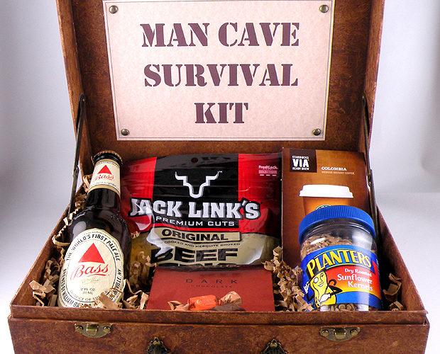 DIY man cave gifts