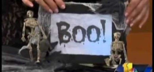 Fun and Scary Halloween Decorations