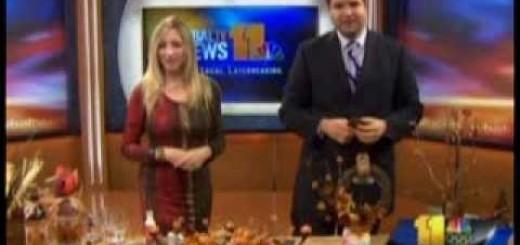 Elegant Thanksgiving Decorations