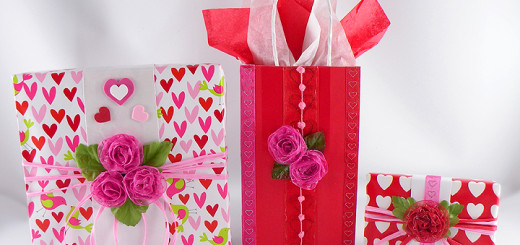Valentine's-Ribbon-Roses