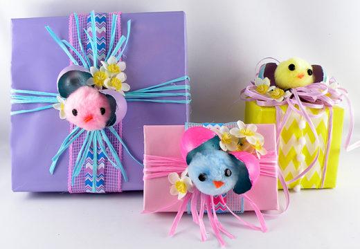 DIY Easter Chicks