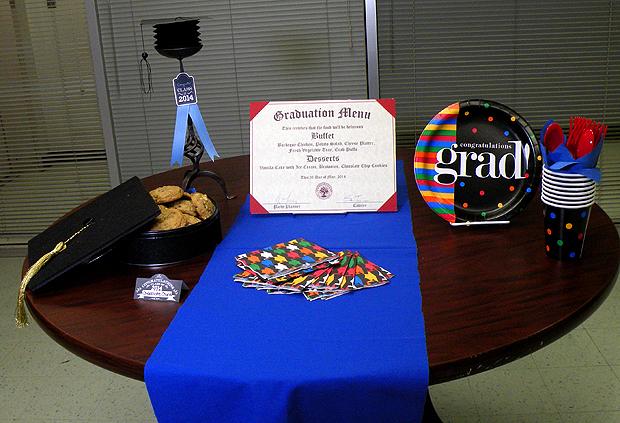 Graduation Party Decorations