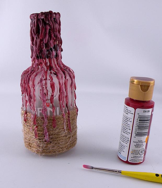 Wax-Bottle