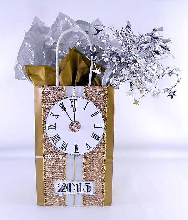 wrap, wrappers and wrapping: New Year's gift wrap ideas