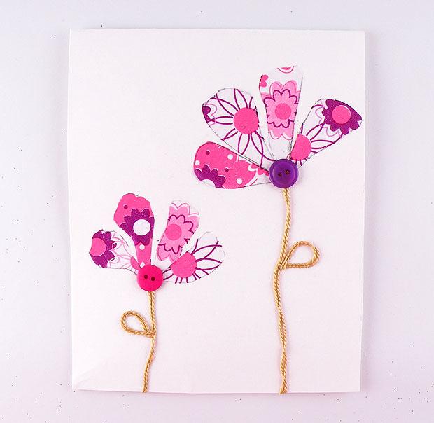 Flower-Petal-Card