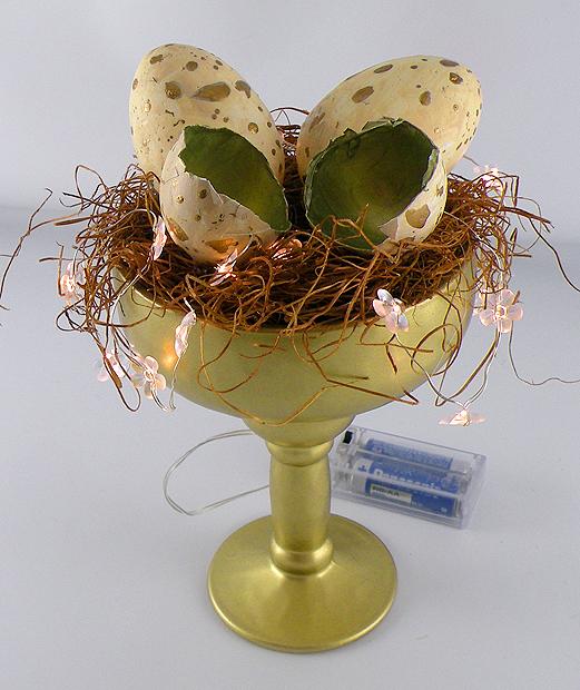 Bird Nest Centerpiece
