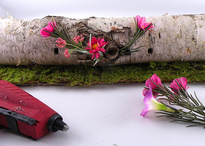 flowers-glue
