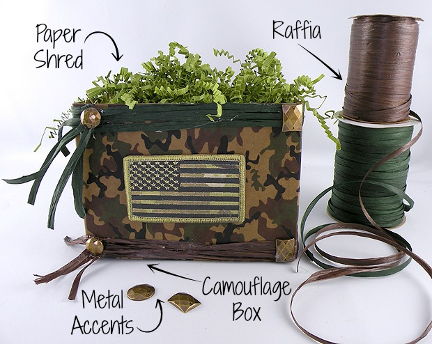 Camoflag materials
