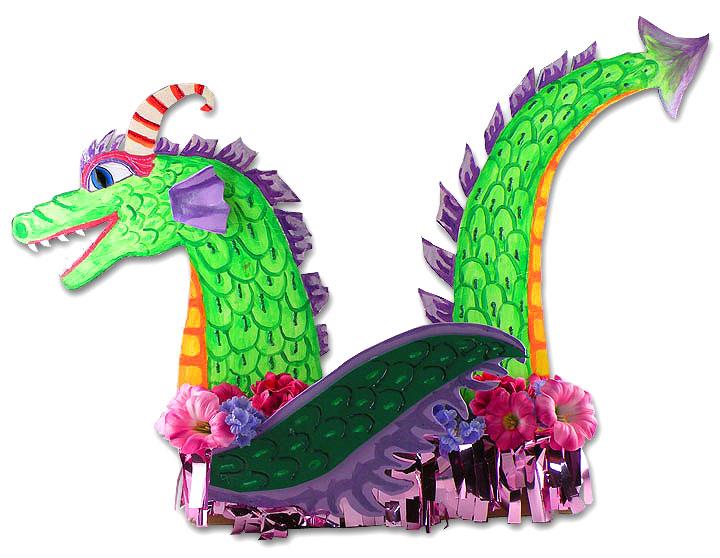 Dragon Parade Float