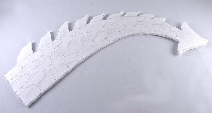 dragon-tail-foam-core