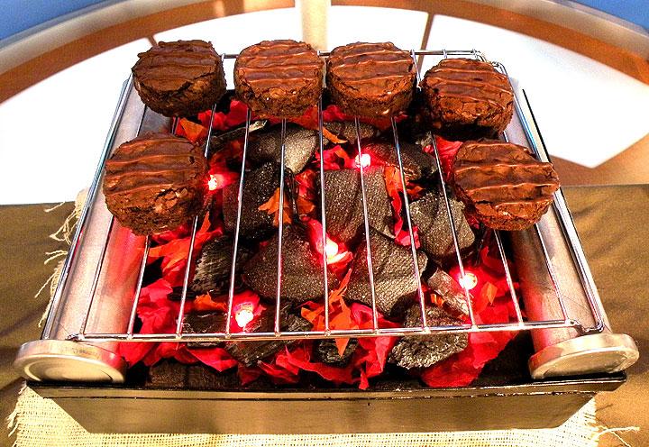 brownie-burgers