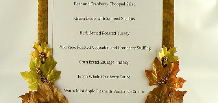 Decorative-Thanksgiving-Menu