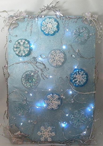 Snowflake-board