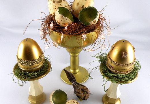 Bird's Nest Centerpiece