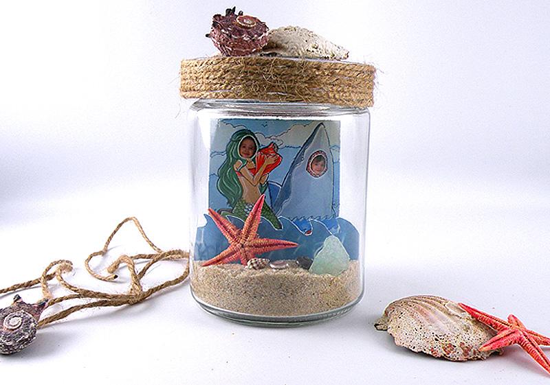 Vacation Memory Jar Gina Tepper
