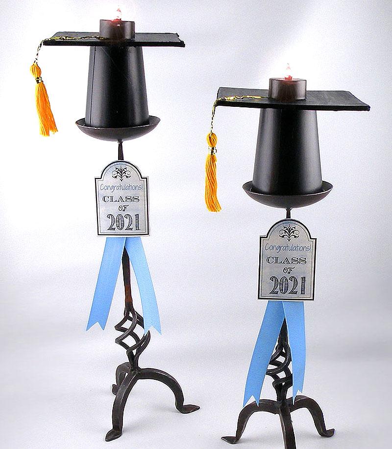DIY Graduation Cap Decorations