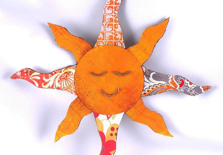 sun decoration