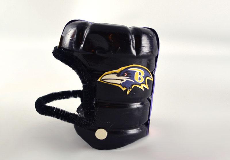 Mini Football Helmet