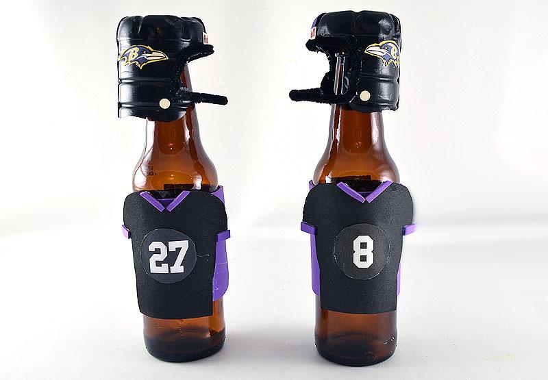 diy mini football helmet