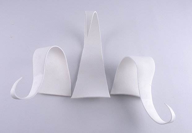 molded craft foam
