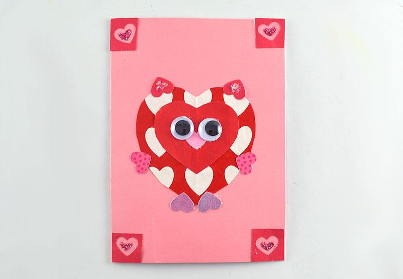 DIY Valentine's Day Card