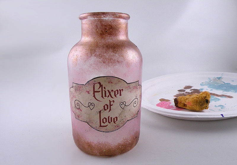 Valentine's Bottle