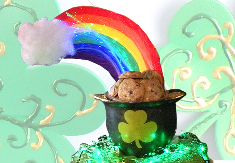 St. Patrick's Day Pot of Gold Craft