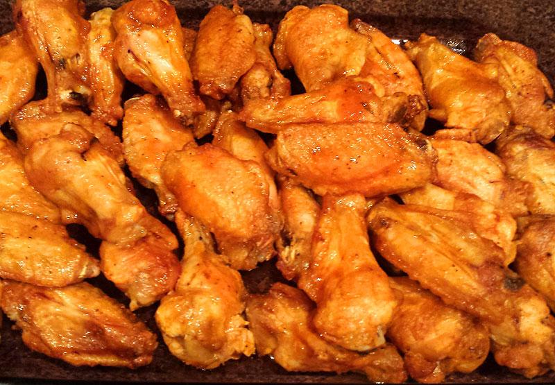 Super Bowl Wings