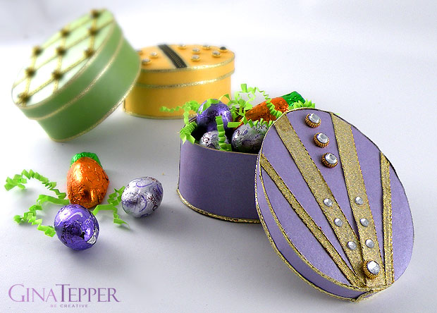 How to make Faberge Eggs