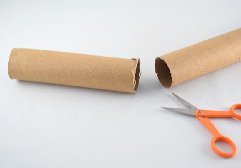 Paper Tube Gnome